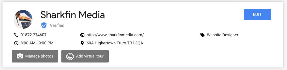 My Business - Sharkfin Media