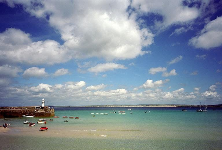 Website designers st ives beach