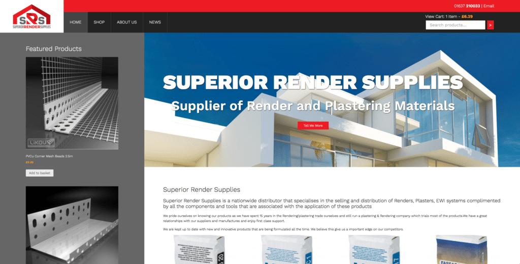 Superior Render Supplies